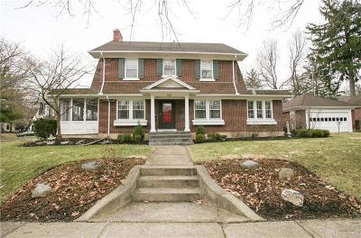 Oakwood Single Family Home For Sale: 180 Thruston Boulevard