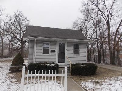 Dayton Single Family Home For Sale: 3705 Evansville Avenue