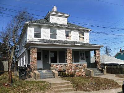 Dayton Multi Family Home For Sale: 1513-1515 Tacoma Street