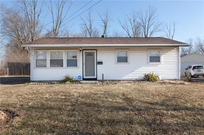 Dayton Single Family Home For Sale: 5241 Gardendale Avenue