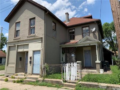 Dayton Multi Family Home For Sale: 2101 4th Street