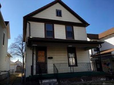 Dayton Single Family Home For Sale: 21 Burlington Avenue
