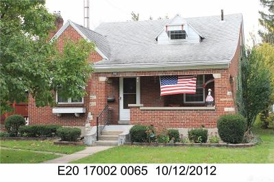 Dayton Single Family Home For Sale: 3953 Old Riverside Drive