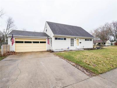 Kettering Single Family Home Pending/Show for Backup: 1050 Tabor Avenue