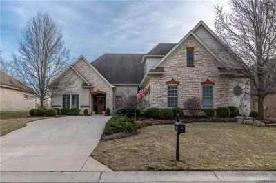 Centerville Single Family Home For Sale: 1287 Club View Drive