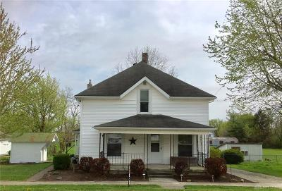 Bowersville Single Family Home Pending/Show for Backup: 5809 Chillicothe Street