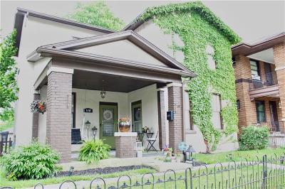 Dayton Single Family Home Pending/Show for Backup: 148 Park Drive