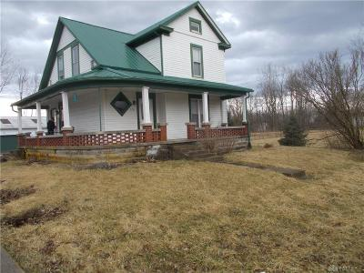 Brookville Single Family Home For Sale: 220 State Street
