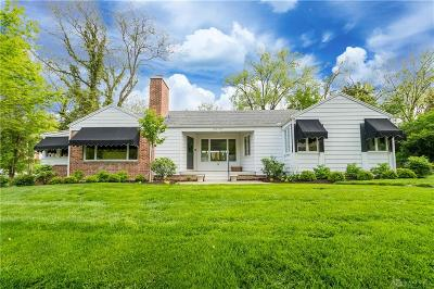 Montgomery County Single Family Home For Sale: 37 Ashridge Road