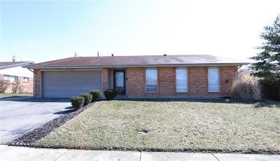 Dayton Single Family Home Pending/Show for Backup: 7270 Cohasset Drive