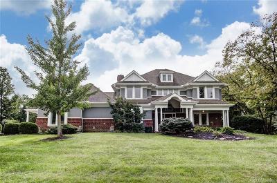 Springboro Single Family Home For Sale: 20 Tantara Circle
