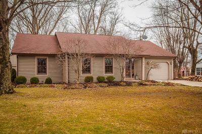 Centerville Single Family Home Pending/Show for Backup: 55 Lytle 5 Points Road