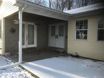 Highland County Single Family Home Pending/Show for Backup: 6310 State Route 28