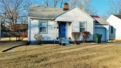 Montgomery County Single Family Home For Sale: 4421 Saint James Avenue