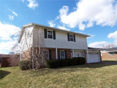 Montgomery County Single Family Home For Sale: 7149 Pineview Drive