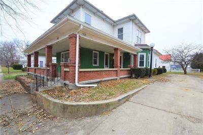 New Carlisle Single Family Home For Sale: 108 Scott Street