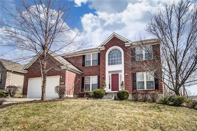 Springboro Single Family Home Pending/Show for Backup: 90 Stanton Drive