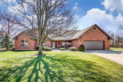 Miamisburg Single Family Home For Sale: 1130 Belvo Estates Court