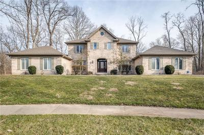 Dayton Single Family Home For Sale: 3884 Feather Heights Court