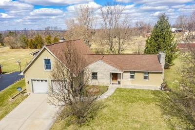 Warren County Single Family Home For Sale: 4100 Beal Road