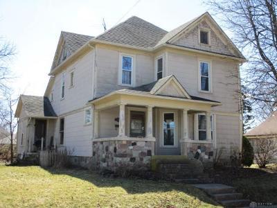 West Milton Single Family Home For Sale: 139 Hamilton Street
