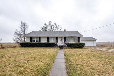 Xenia Single Family Home Pending/Show for Backup: 2529 Winchester Road