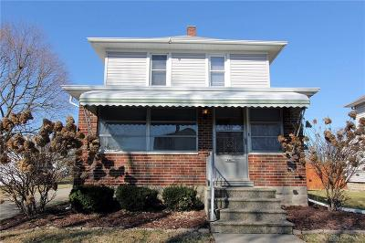 Troy Single Family Home For Sale: 602 Virginia