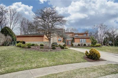 Springfield Single Family Home For Sale: 3108 Henderson Court