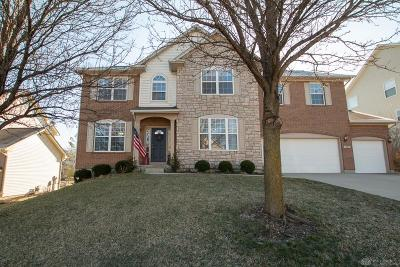 Springboro Single Family Home Pending/Show for Backup: 30 College Hill Terrace
