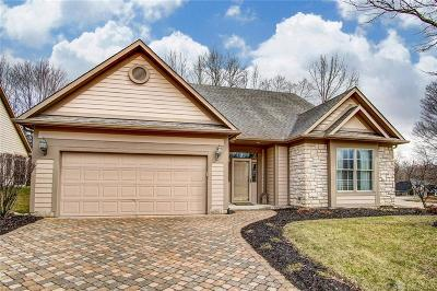 Beavercreek Single Family Home Pending/Show for Backup: 2060 Terrace Glen Court