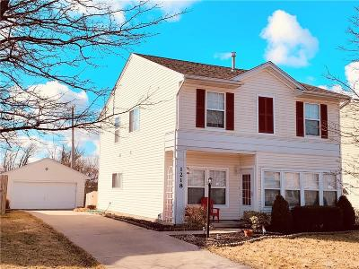 Englewood Single Family Home For Sale: 1218 Sunset Drive