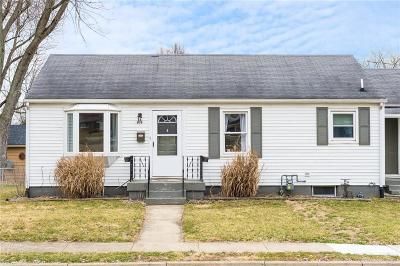 West Milton Single Family Home For Sale: 414 Main Street