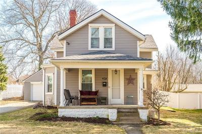 Xenia OH Single Family Home Pending/Show for Backup: $171,900