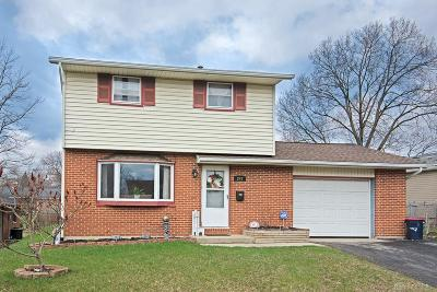 Tipp City Single Family Home Pending/Show for Backup: 247 Miles Avenue