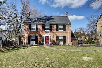 Montgomery County Single Family Home Pending/Show for Backup: 151 Hadley Road