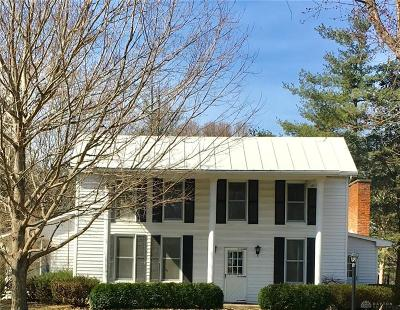 Clinton County Single Family Home For Sale: 987 N. Nelson