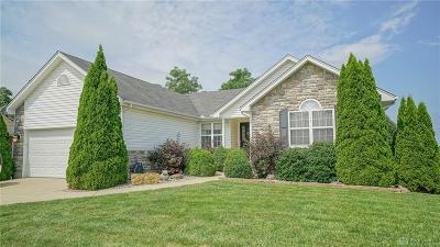 Springboro Single Family Home Pending/Show for Backup: 9049 Highland Circle