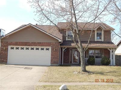 Huber Heights Single Family Home For Sale: 6540 Loblolly Drive