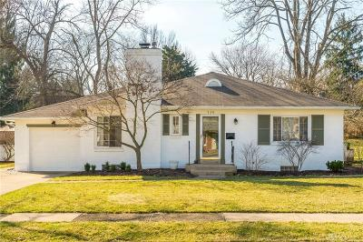 Kettering Single Family Home Pending/Show for Backup: 116 Wyngate Drive