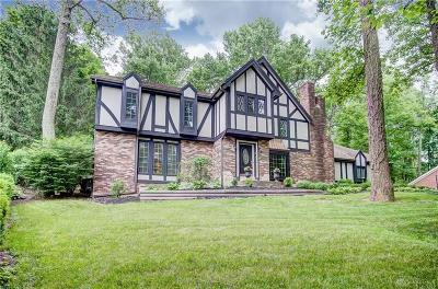 Kettering Single Family Home Pending/Show for Backup: 4764 Fawnwood Road