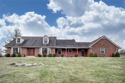 Vandalia Single Family Home For Sale: 76 Farrell Road