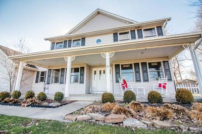 Springfield Single Family Home For Sale: 3345 Kenerly Street