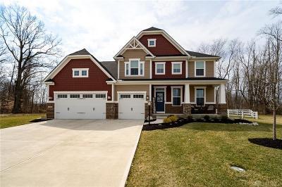 Dayton Single Family Home Pending/Show for Backup: 10254 Benjamin Way