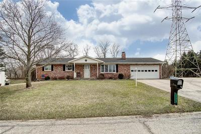 Springfield OH Single Family Home For Sale: $194,900