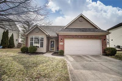Bellbrook Single Family Home Pending/Show for Backup: 4349 Briggs Road