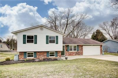 Kettering Single Family Home Pending/Show for Backup: 4187 Wagner Road