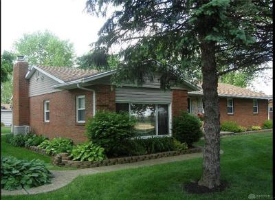 Xenia Single Family Home Pending/Show for Backup: 4224 Cherry Grove Road