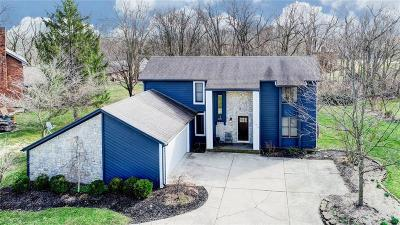 Springboro Single Family Home For Sale: 195 Sycamore Creek Drive