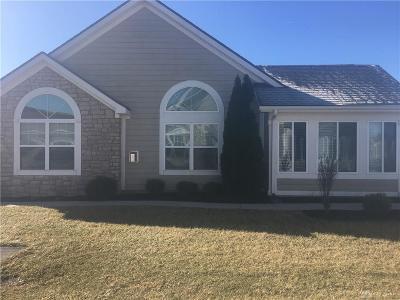 Tipp City Condo/Townhouse For Sale: 4697 Cobblestone Drive #4697