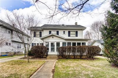 Oakwood Single Family Home For Sale: 409 Forrer Boulevard